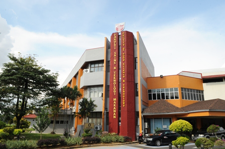 Faculty Of Food Science And Technology School Of Graduate Studies