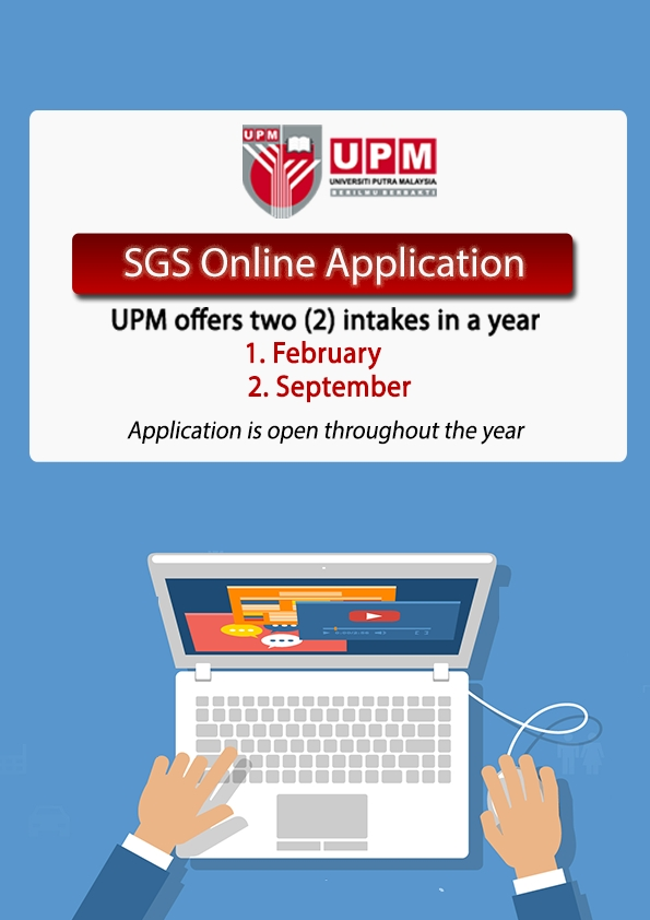 SGS Online Application